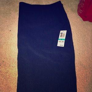 ALFANI - NWT - Navy Pencil Skirt - NEW